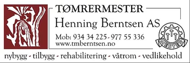 Tømrermester Henning Berntsen